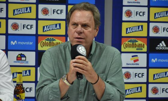 """Barranquilla es una seria candidata a la final de copa"": Ramón Jesurun"