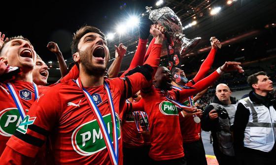 El Rennes termina el reinado del PSG en la Copa