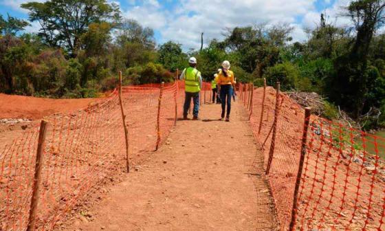 Obras en el arroyo Bruno seguirán suspendidas: Cerrejón