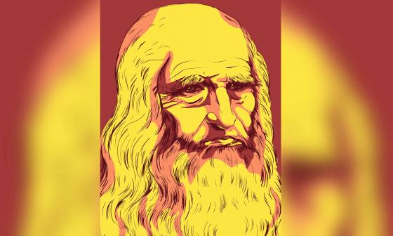 Leonardo Da Vinci, el genio que murió hace 500 años