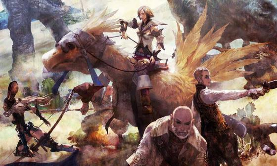 'Final Fantasy XII', el regreso de un clásico de Nintendo