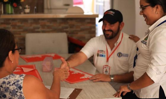 Supernotariado inició proceso de formalización de títulos de propiedad en Soledad