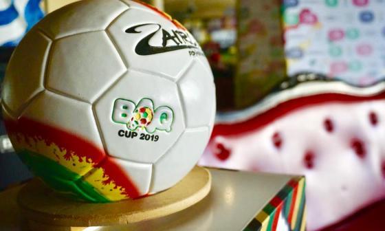 Presentan la segunda edición de  la 'Baq Cup'
