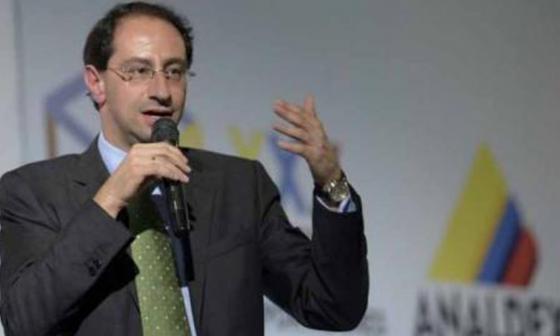 José Manuel Restrepo, Mincit.