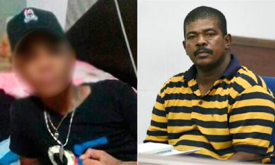 """""""Mi tío me dijo que le diera un puntazo y la tirara al jagüey"""": señalado homicida de María José"""