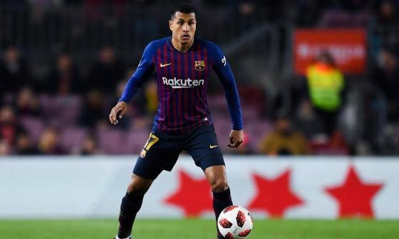 Sin jugar, Jeison Murillo ya es campeón de la Copa del Rey