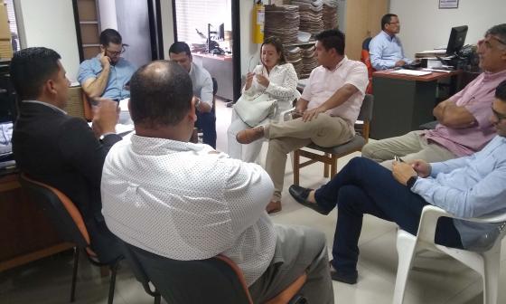 Radican demanda contra  Sucre por vía Las Tablitas