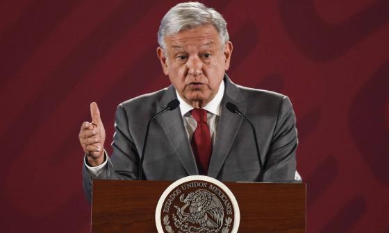 """AMLO considera """"todas las opciones"""" de no alcanzar acuerdo con EEUU por aranceles"""