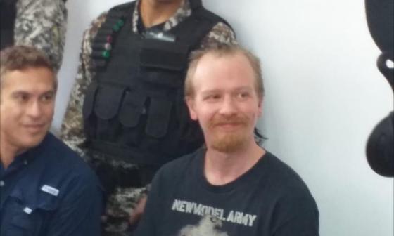 Justicia de Ecuador ordena liberar a sueco vinculado con Julian Assange