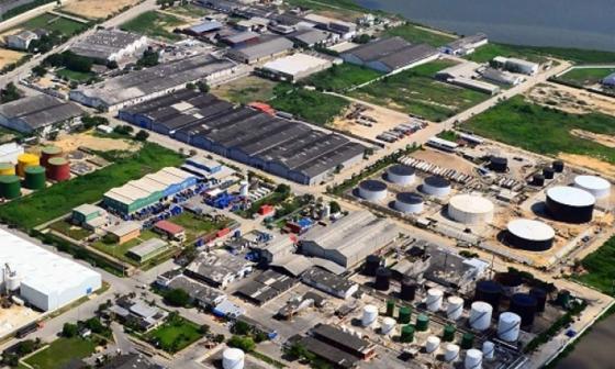 Exportaciones desde zonas francas sumaron USD343,2 millones