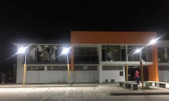 En video | Protesta en La Guajira terminó en asonada contra la alcaldía de Fonseca