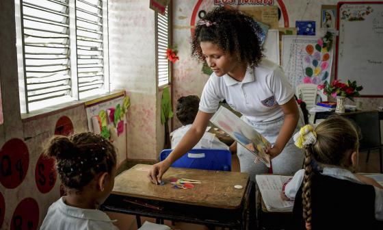 En Barranquilla y Atlántico regresan a clases 317.000 estudiantes