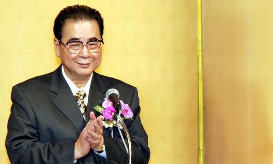 Murió el ex primer ministro chino llamado 'el Carnicero de Pekín'
