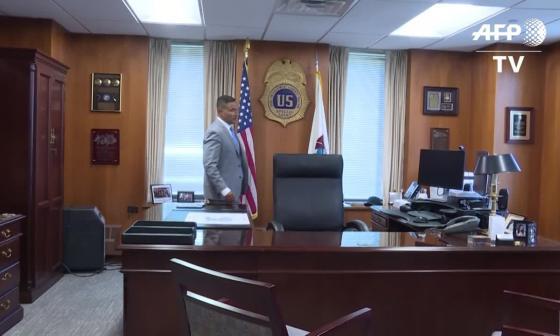 En video   Ray Donovan, el jefe de la DEA que se obsesionó con capturar al Chapo Guzmán
