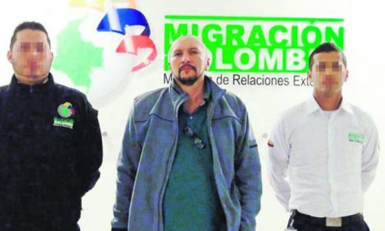 Miguel Villarreal Archila retornó deportado, con 48 años de edad, el 29 de febrero de 2016 desde Estados Unidos.