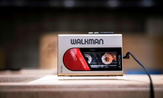 El legendario Walkman sigue sonando 40 años después