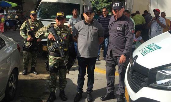 En video | Fiscalía y Ejército descubren identidades de narcos detenidos en Barranquilla y Santa Marta
