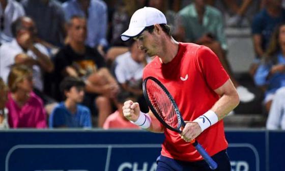 Murray cae en la tercera ronda del Challenger de Mallorca