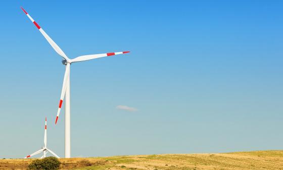 La Guajira posee un alto potencial para la generación de energía eólica, que aprovecha los vientos y su velocidad para transformarlo en energía.