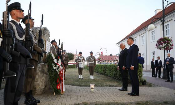 Alemania pide perdón a Polonia tras 80 años del inicio de la Segunda Guerra