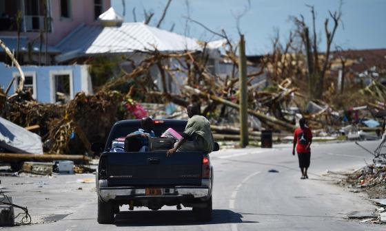 Unas 76.000 personas necesitan ayuda en Bahamas: ONU