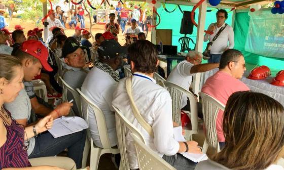 Listos diseños de las viviendas que construirán los excombatientes en La Guajira y el Cesar