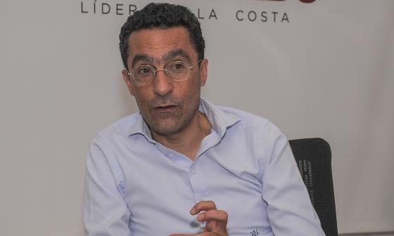 El presidente de Innpulsa, Ignacio Gaitán.