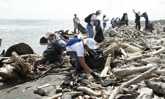 Realizarán décima jornada de limpieza de playas en Salgar