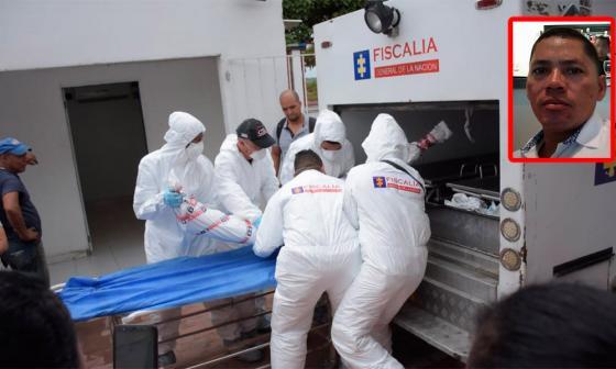 El hombre falleció en el Hospital Municipal de Malambo.