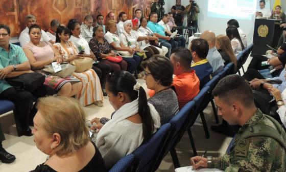 Se lanzó en La Guajira el centro integrado contra el contrabando de hidrocarburos