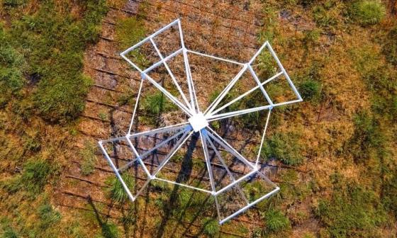 Utilizan radiotelescopio de última generación para sondear los inicios del Universo