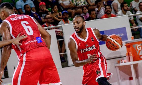 Los Titanes, firmes en el baloncesto colombiano