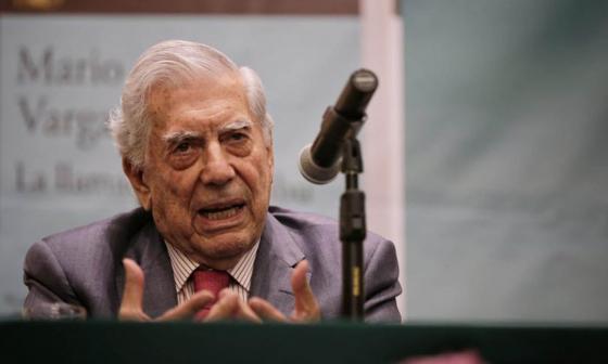 """Ingreso de Venezuela al Consejo de DDHH de ONU es una """"vergüenza"""": Vargas Llosa"""