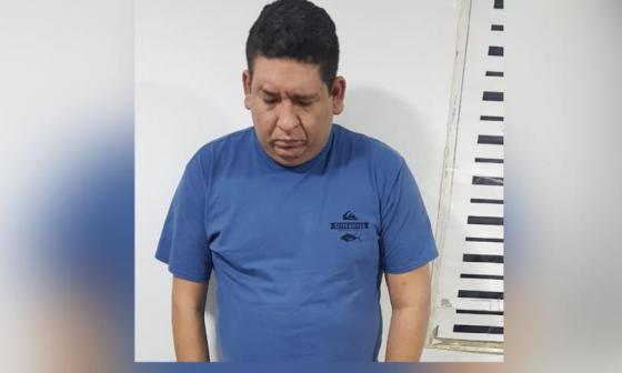 Capturan otra vez a 'Dieguito', reconocido jalador de vehículos