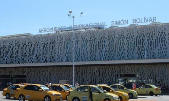 Sancionan a concesionario encargado del aeropuerto de Santa Marta