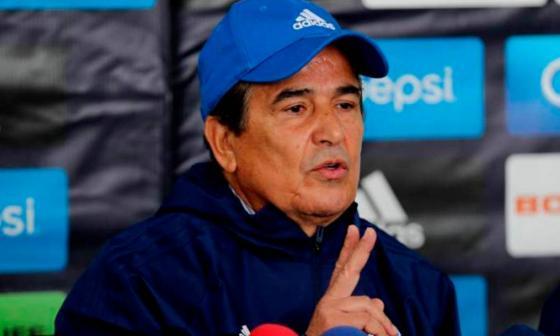 Jorge Luis Pinto anuncia su adiós de Millonarios