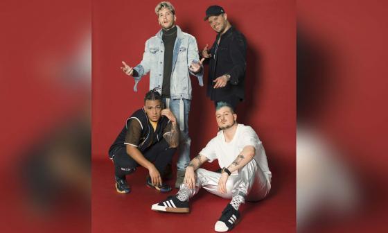 El tercer disco de la agrupación será lanzado a principios de 2020.