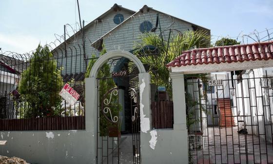 Intervienen casa en  El Prado sin permiso del Mincultura