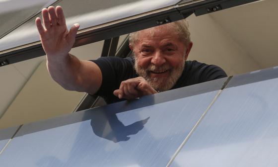 Lula, una vida de glorias y dramas que se confunden con la historia de Brasil