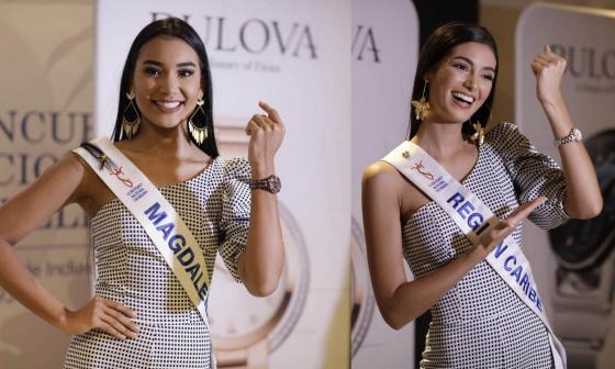 La más puntual, señorita Magdalena y redes sociales, señorita Región Caribe.
