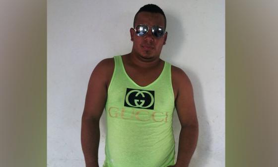 Orlando Rafael Arteta Padilla, víctima.