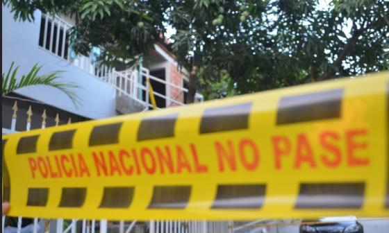 En video   Tragedia en Turbaco: hombre degolló a su hijastro de 14 meses de nacido