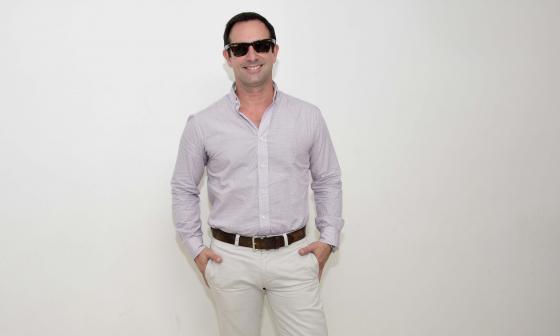 """Nicolás Tovar describe el show como """"un sueño hecho realidad""""."""