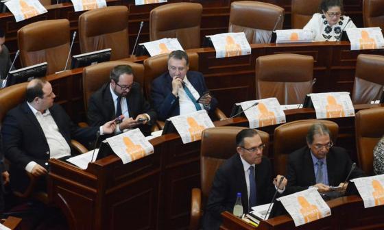 Reforma tributaria pasa primer debate en las Comisiones Terceras Conjuntas