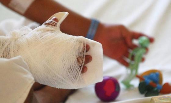 Intensifican plan de acción para prevenir lesionados por uso de pólvora