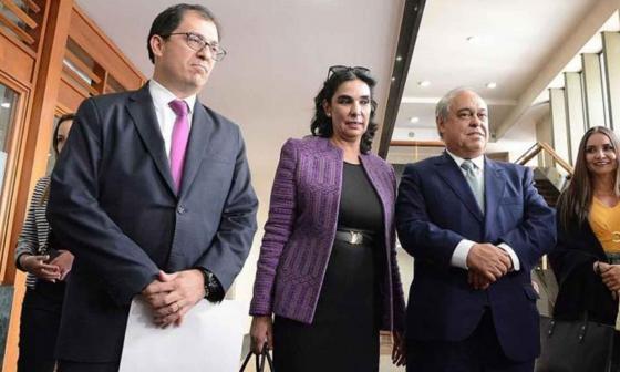 Terna para fiscal General de la Nación.