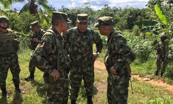 Ordenan refuerzo de tropas del Ejército en Bojayá, Chocó