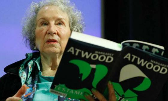 La escritora canadiense Margaret Atwood publicó en septiembre pasado 'Los testamentos'.