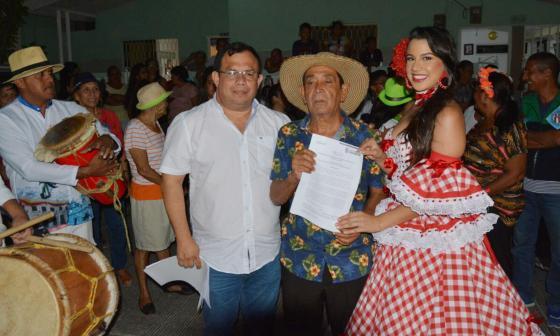 Rey Momo y Reyes Infantiles del Carnaval de Soledad recibieron decreto oficial