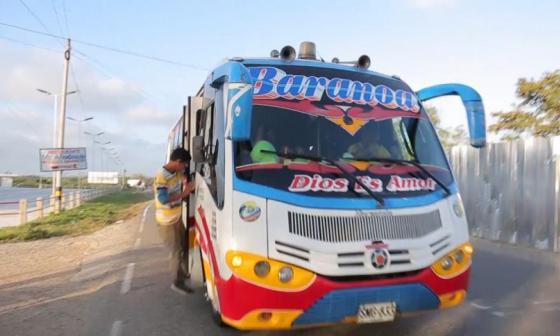 Alza de 6% en los pasajes de buses intermunicipales